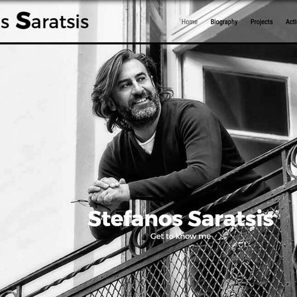 Καλωσορίσατε στο νέο portfolio website μου