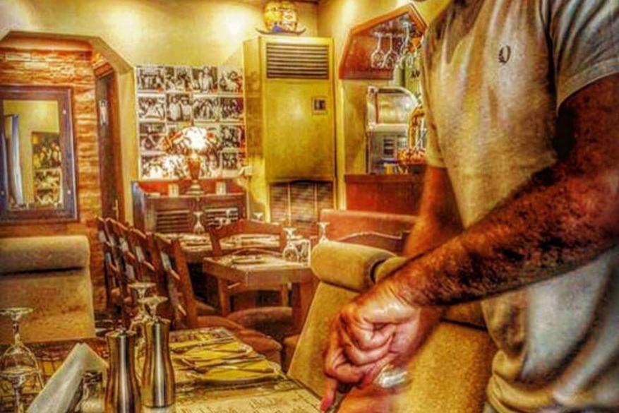 """Εστιατόριο """"Στα Καλά Καθούμενα"""""""